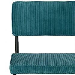 Lot 4 chaises vintage Brampton Casita CHABRABLE