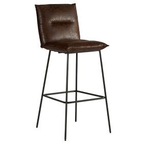 Lot 2 chaises haute tissu Casita  CHABAR 800HAV