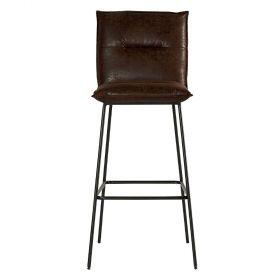 Lot 2 chaises de bar indus Casita  CHABAR 800HAV
