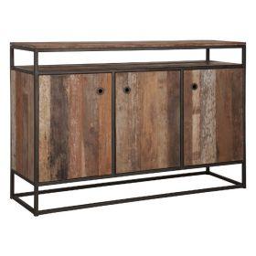 Buffet bois recyclé et métal d-bodhi RING 134cm