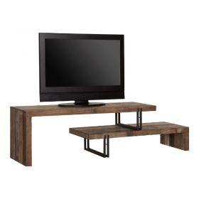 Meuble TV extensible bois recyclé et métal d-bodhi RING 120cm