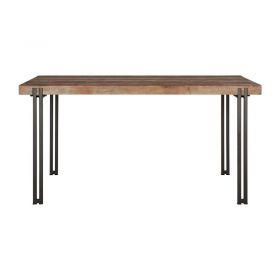 Table bois recyclé industriel d-bodhi RING 175cm