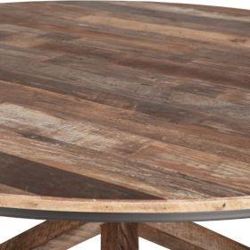 Table ronde bois patiné d-bodhi RING 130cm