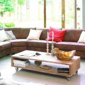 Table basse rectangle amovible 120cm WANG D-Bodhi