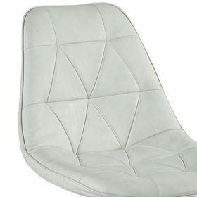 chaises blanche moderne Casita CHAYATEBLAN