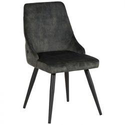 Lot 2 chaises moderne CASITA CHACAS2KAK kaki