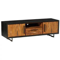 Meuble TV bois recyclé Ilowa Casita ILOTV 1