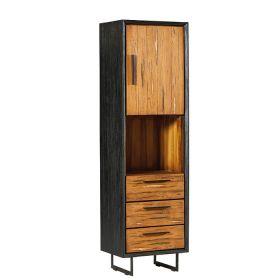 Etagère bois recyclé 55cm Casita ILOETA 10