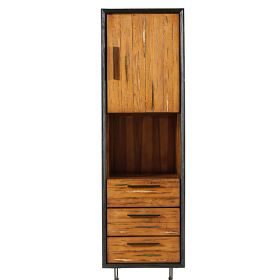 Etagère bois massif 55cm Casita ILOETA 10