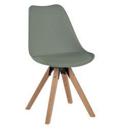 Lot de 2 chaises tendance PVC Casita CHABENKAKI