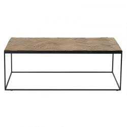 Table basse industrielle 115cm Amki Casita AMTABA 5