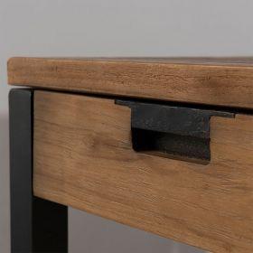 Bureau industriel 2 tiroirs d-bodhi SING 140cm