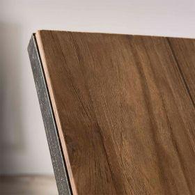 Bout de canapé bois et métal 40cm SING