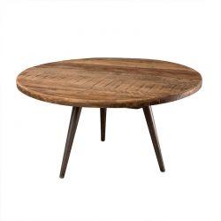 Table basse bois et métal d-bodhi SING 55cm