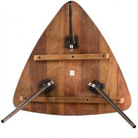 Table basse industrielle bois et métal d-bodhi SING 75cm