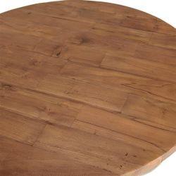 Table basse ronde blanc d-bodhi SING 80cm
