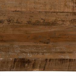 Table basse bois recyclé 150cm Macabane ALIDA