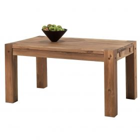 Table chêne massif 150cm Lodge Casita LODTA150NM