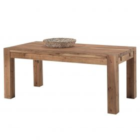 Table chêne massif 180cm Lodge Casita LODTA180NM