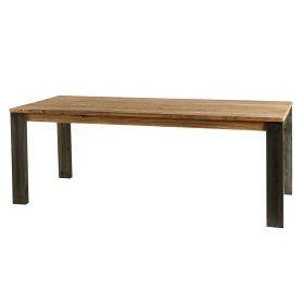 Table bois et métal 150cm Toronto Casita TOTA150