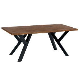 Table teck massif 240cm Casita BELTA 240