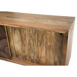 Buffet original bois 160cm Macabane IRENE Agra