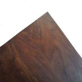 Table repas bois foncé 176cm NOA