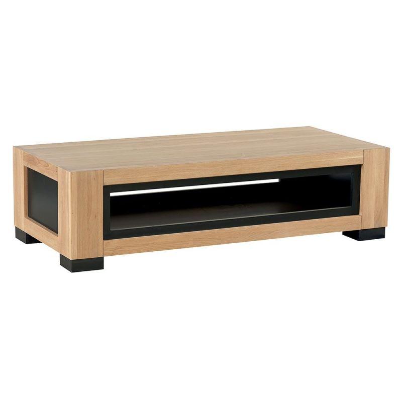 Table basse chêne 140cm Cleveland Casita CLETABA140