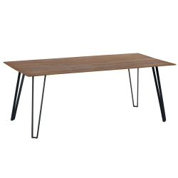 Table teck 200cm Moluca Casita MOLTA200