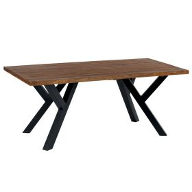 Table repas teck massif 190cm Bello Casita BELTA 190