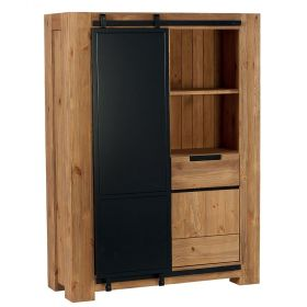 Armoire pin massif 114cm Coopers Casita COOARM210