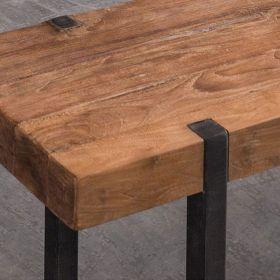 Console bois et fer 120 cm WING d-bodhi