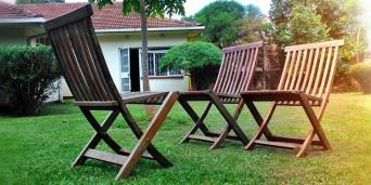 Kayu Meuble vous présente sa nouvelle collection de meubles de jardin en teck !
